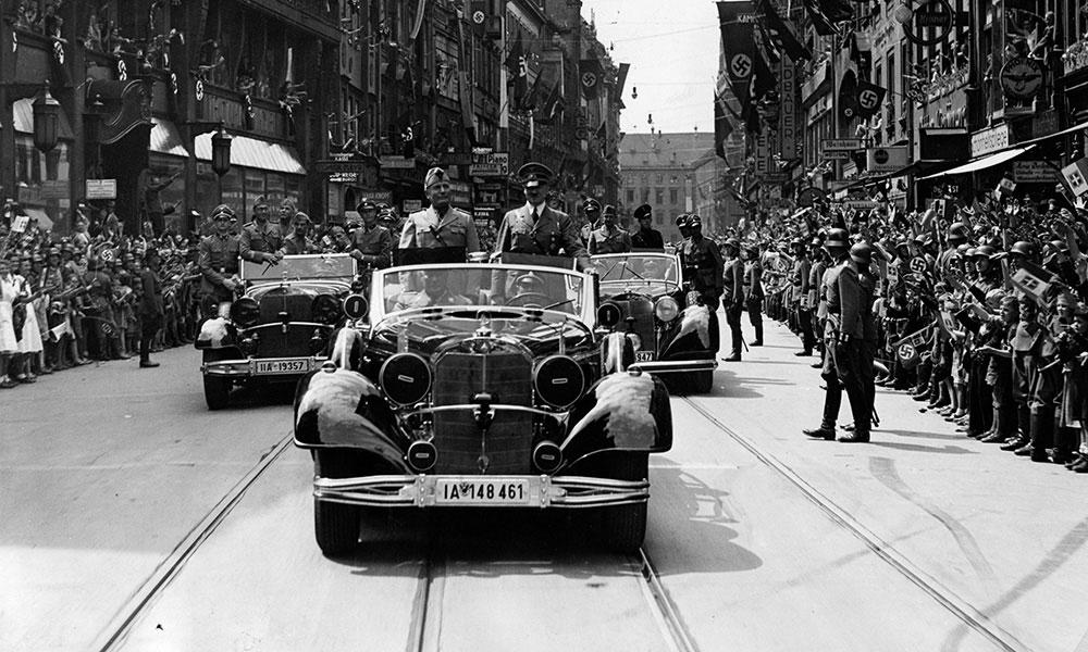 """""""II wojna światowa: wyścig do zwycięstwa"""": droga Roosevelta do wojny z Hitlerem"""