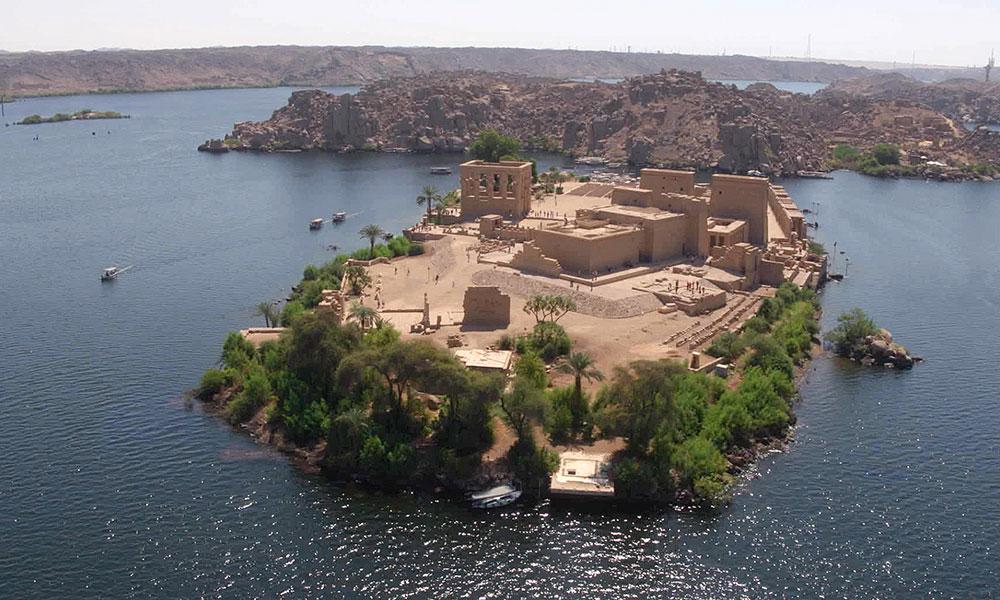 """""""Skanowanie Nilu"""":  tajemnice piramid w Egipcie"""