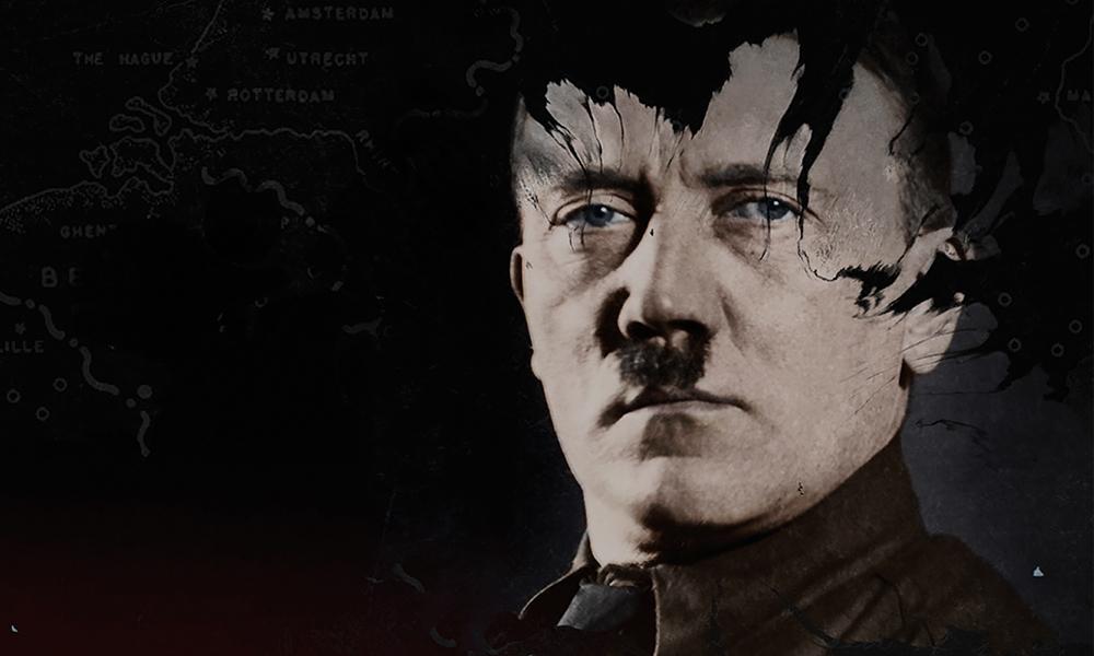 """""""Otchłań: powstanie i upadek nazizmu"""""""