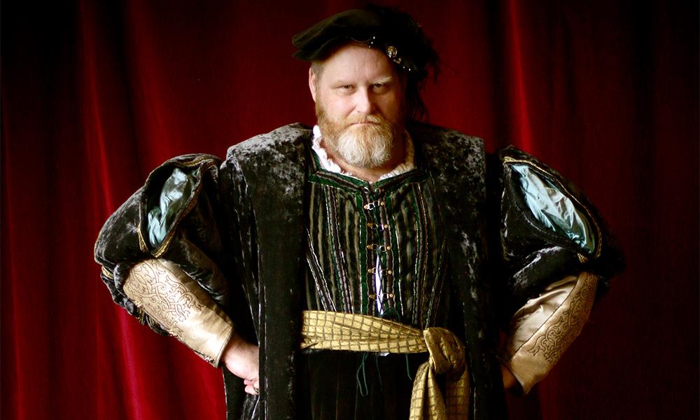 Henryk VIII: mężczyzna, król, potwór