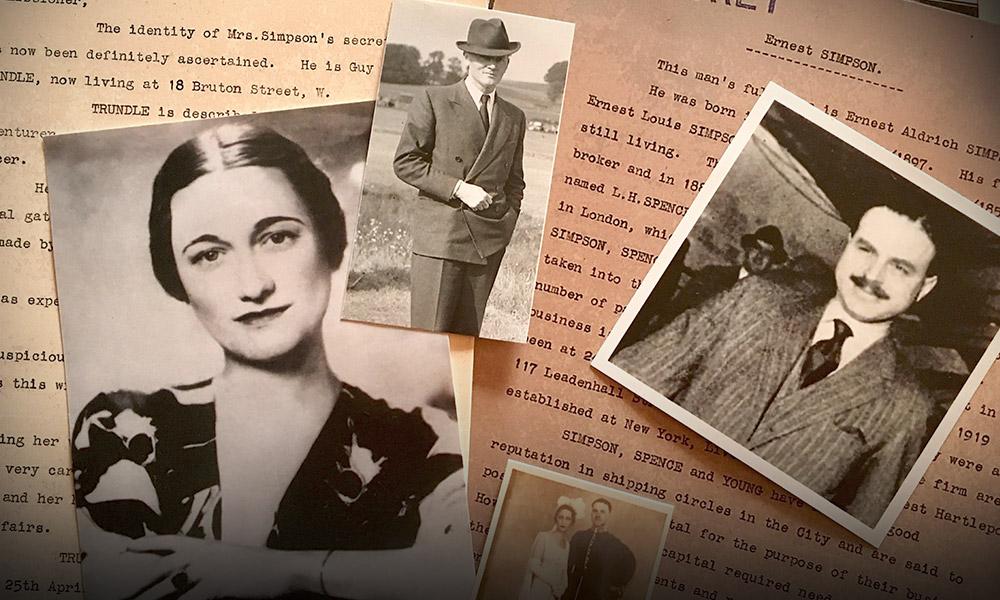 Brytyjska rodzina królewska i naziści