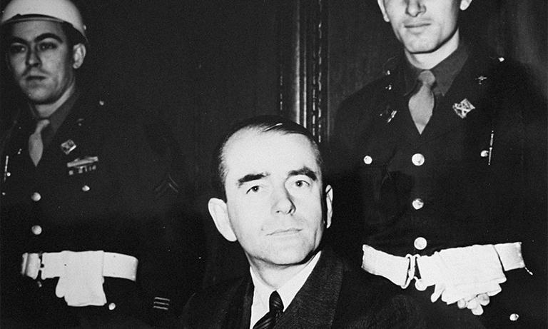 Norymberga — naziści przed sądem