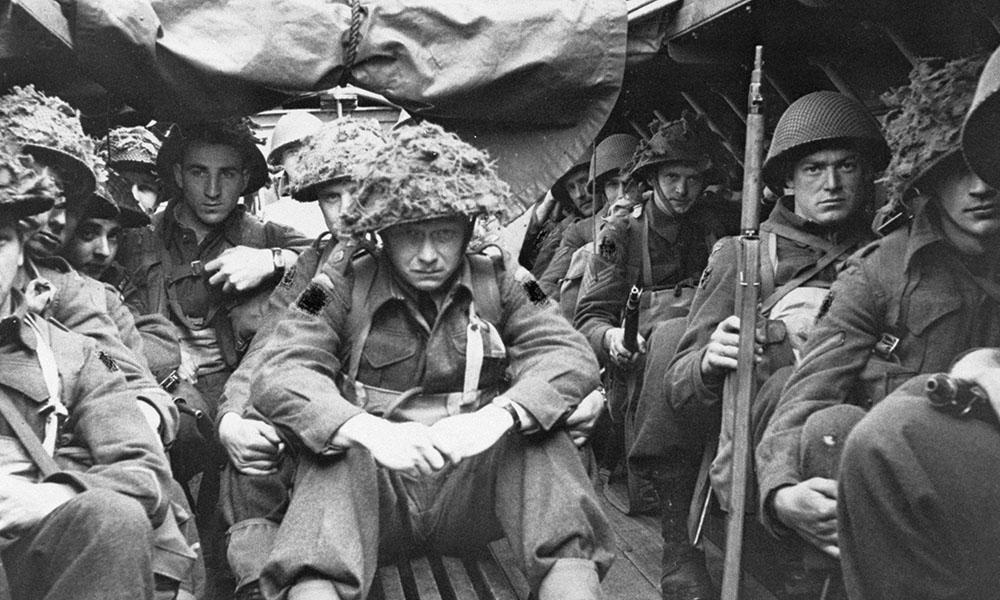 II wojna światowa: piekło na Ziemi